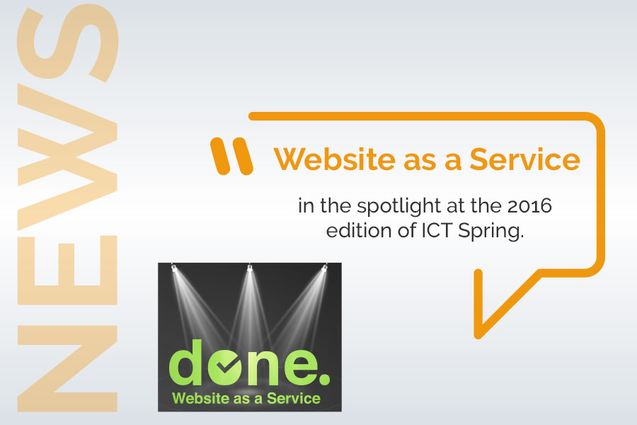 Website as a service