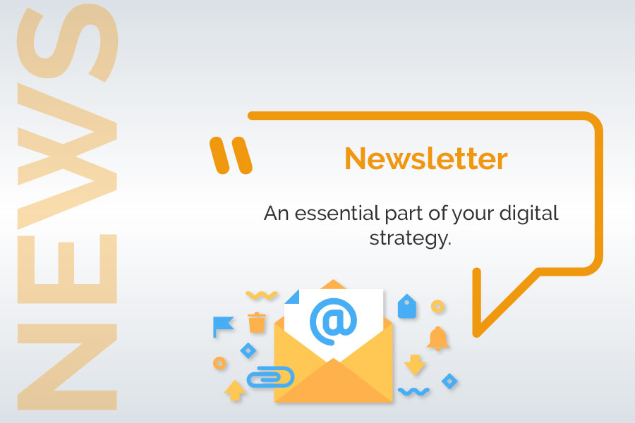 Newsletter in digital strategy
