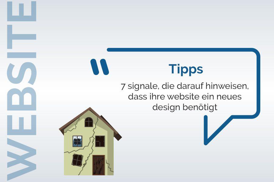 Website Bulle DE sign