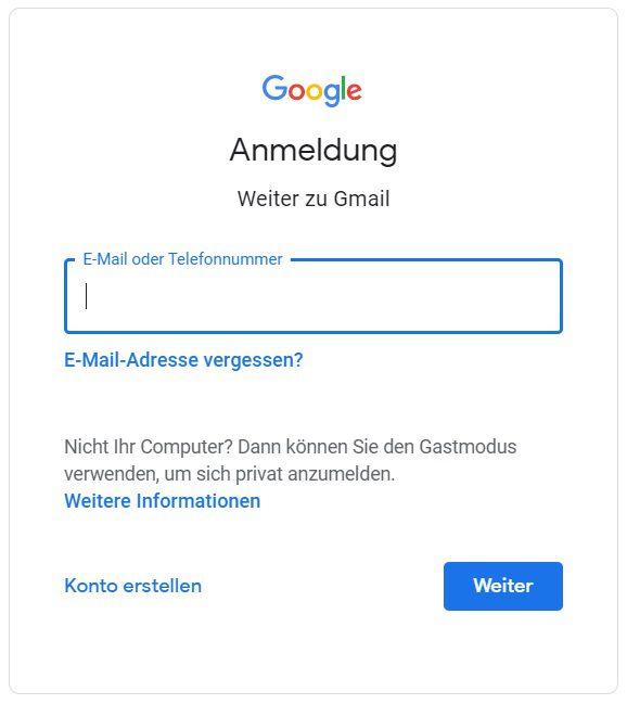mit-Gmail-verbinden