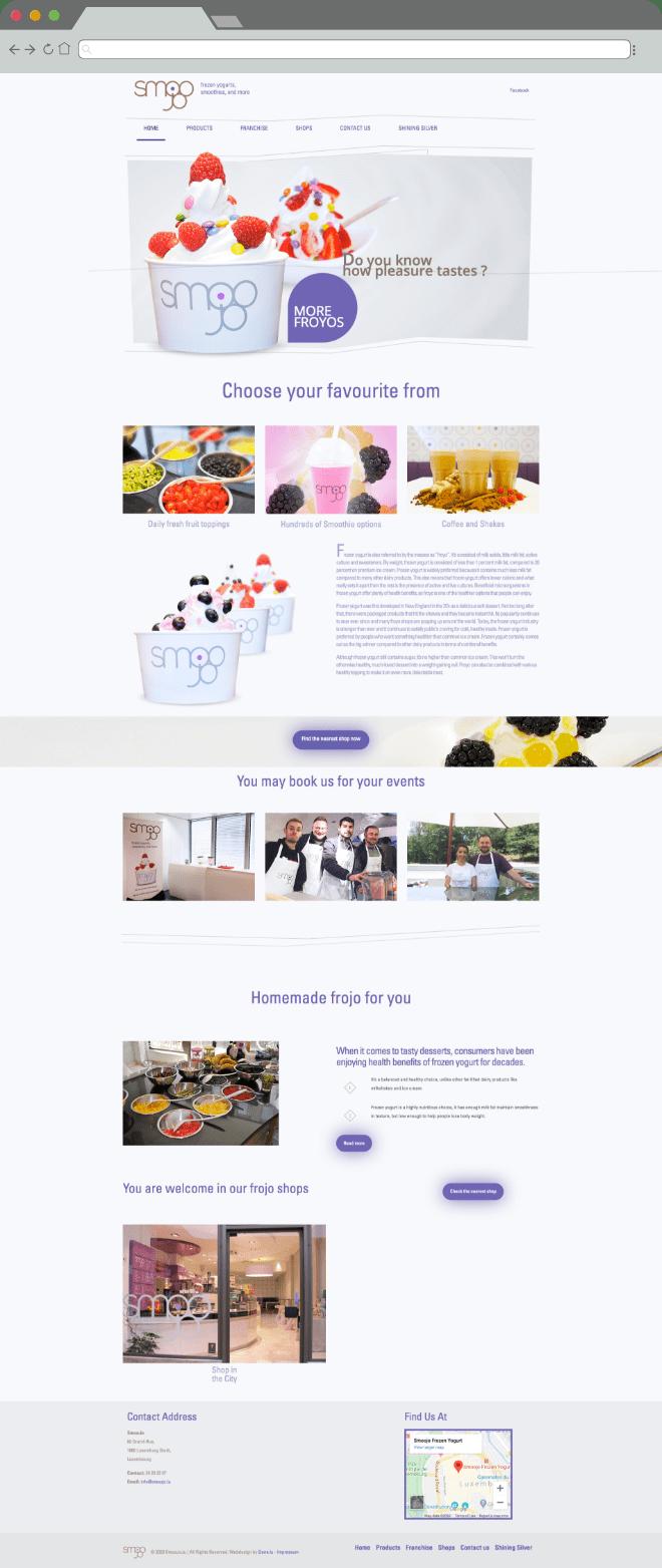 starter web