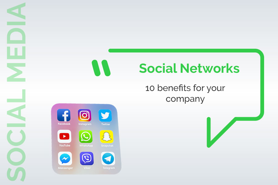 benefits social networks