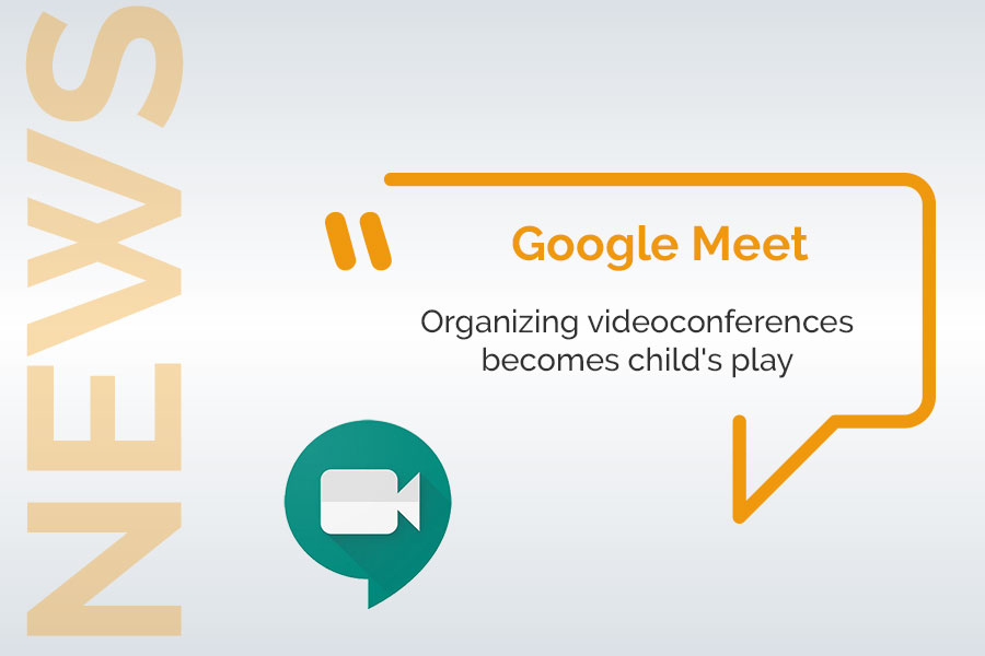 Google Meet visioconferences