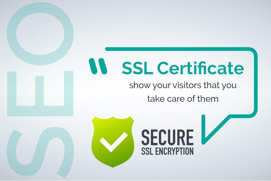 SSL Certificate & SEO