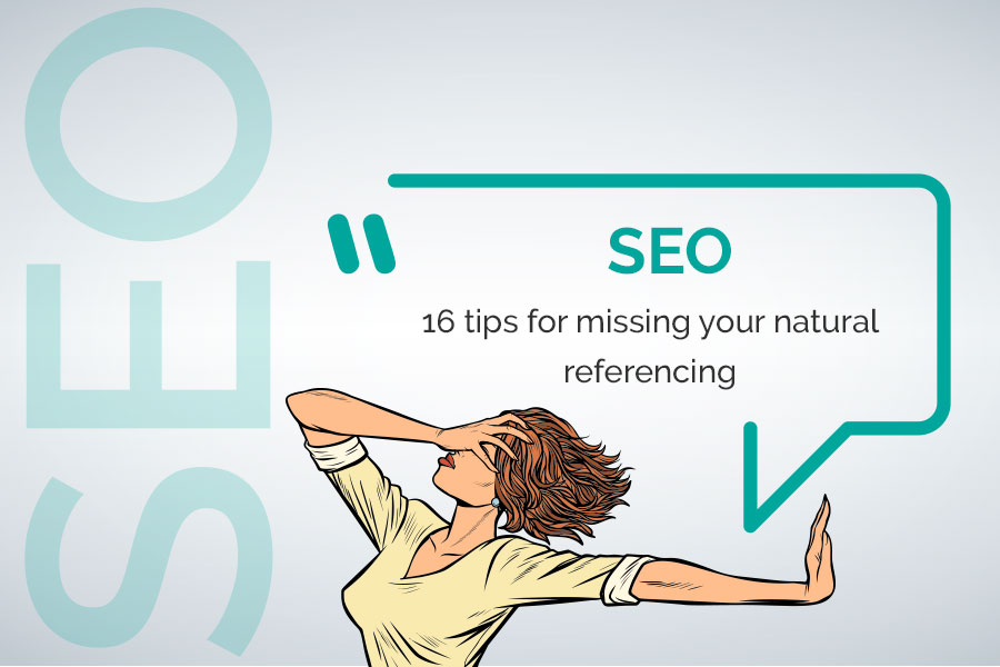 Hot to miss your SEO