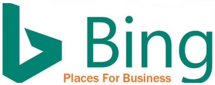 logo bing places for business