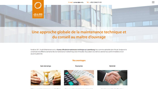 audit et maintenance