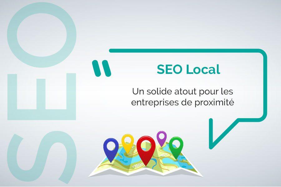 Seo local et proximité