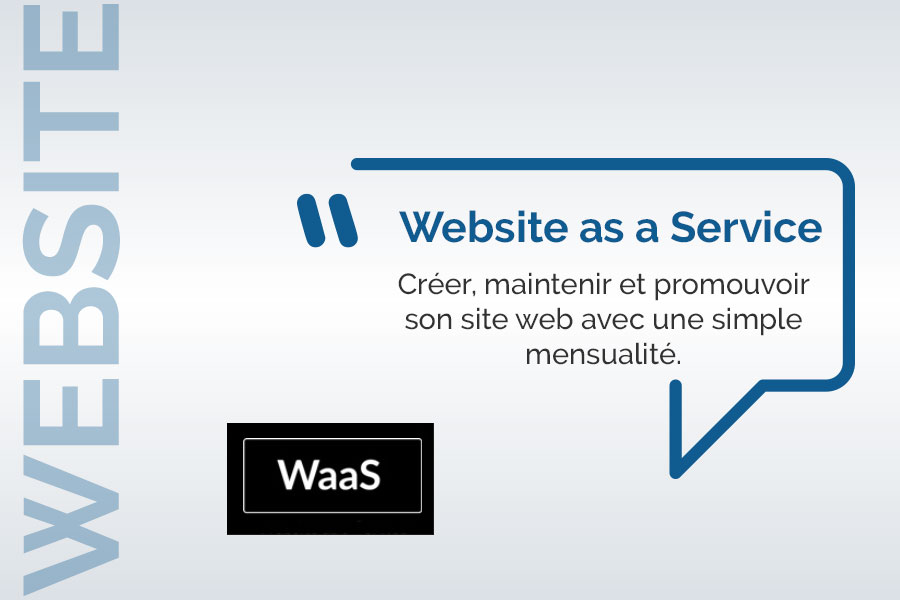website as a service luxembourg