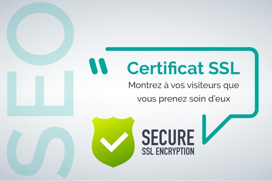 Certificat SSL et SEO