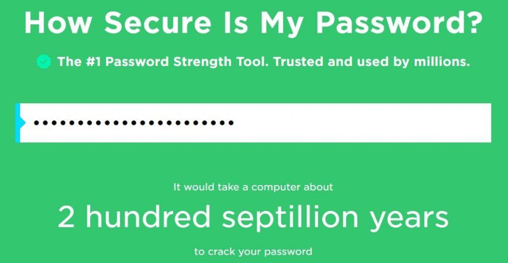 comment sécuriser ses mots de passe